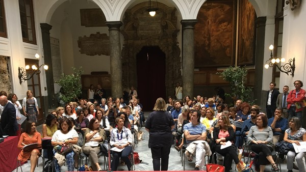 IH Language Centre Palermo's European Day of Languages conference