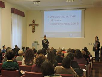 IH Italy Conference Photos