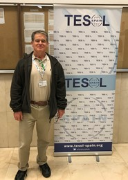 Mike Bilborough at TESOL- Spain