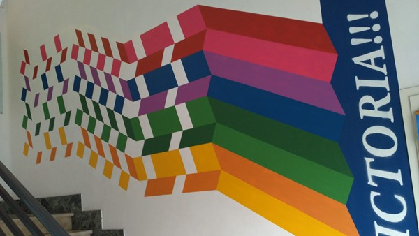IH Ancona & Jesi have new and colourful artwork in their premises