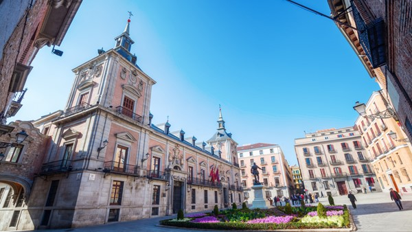 Part-time YL Teacher: IH Madrid, Spain
