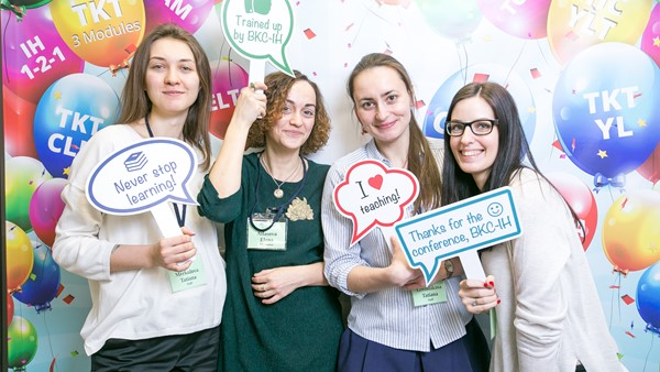BKC-IH Moscow hosts Teacher Training Conference