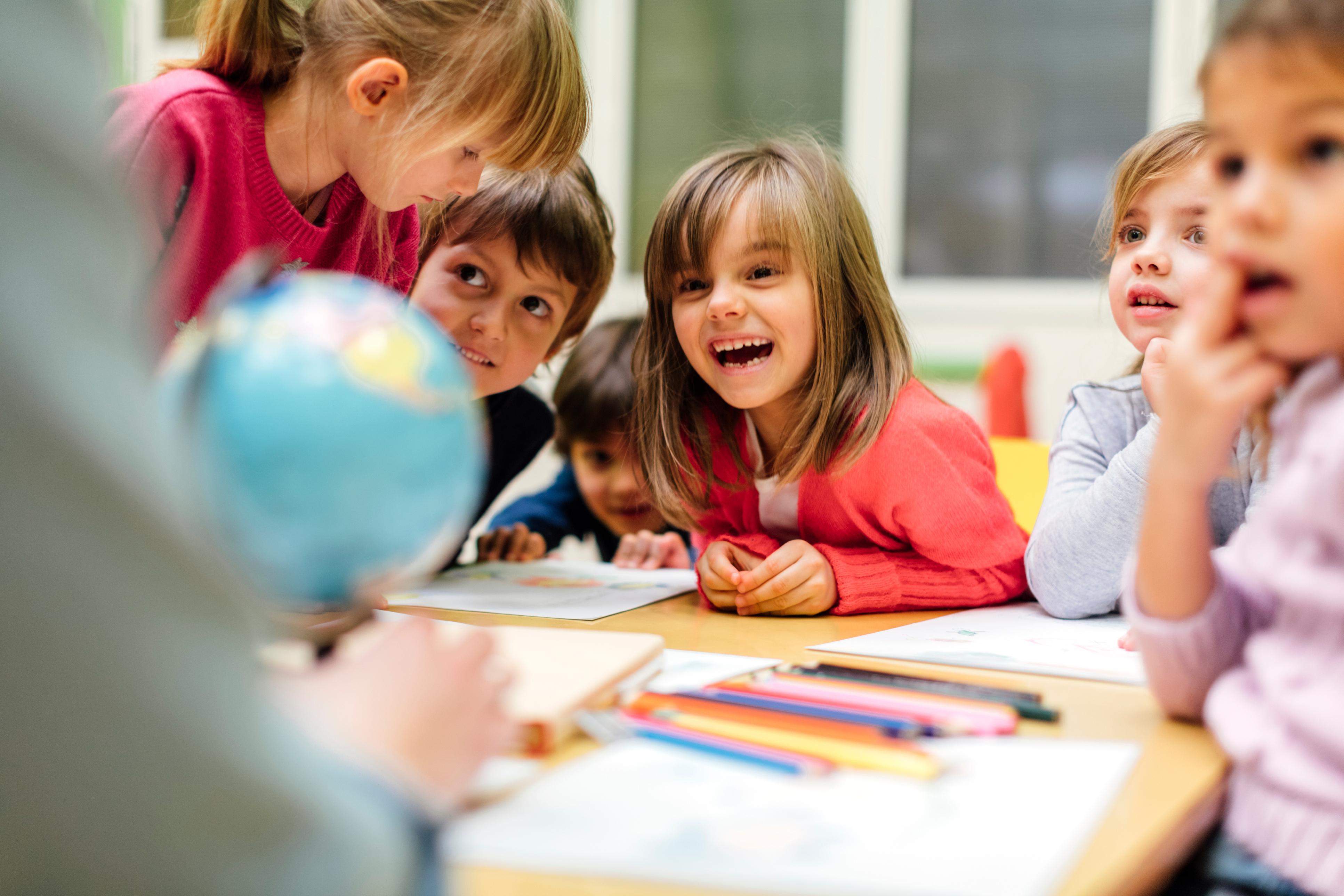 Kết quả hình ảnh cho Những điều cần lưu ý khi dạy tiếng Anh cho trẻ mầm non