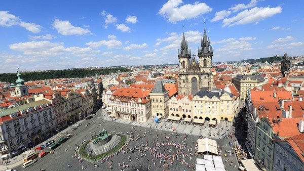 YL and Adult EFL teacher, IH Prague, Czech Republic