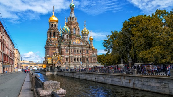 EFL Teacher: IH St Petersburg, Russia