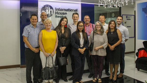 IH Bangkok hosts IH schools during IELTS IDP Conference