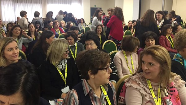IH Reggio Calabria Annual ELT Conference – Learning to be positive