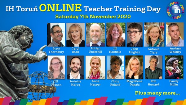 IH Torun Online Teacher Training Day