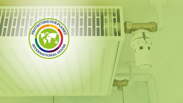 Ease up on the heating and air conditioning