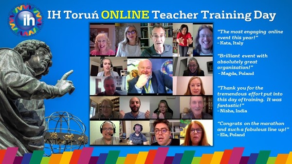 IH Torun's Teacher Training day